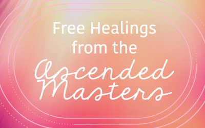Free Healings from theAscended Masters
