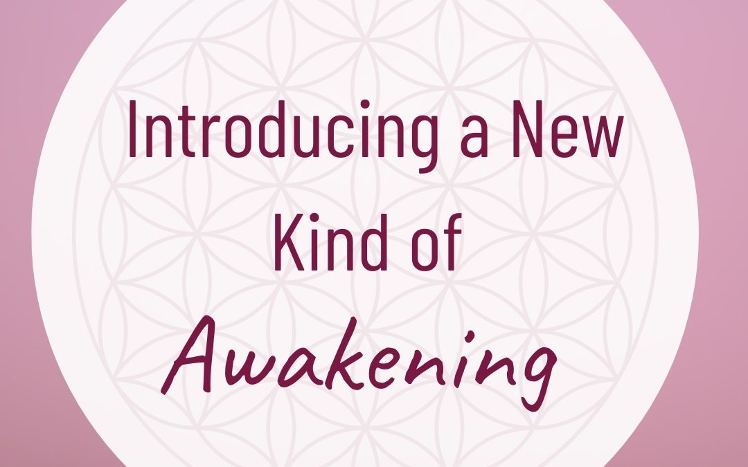 Introducing a New Kind of Awakening